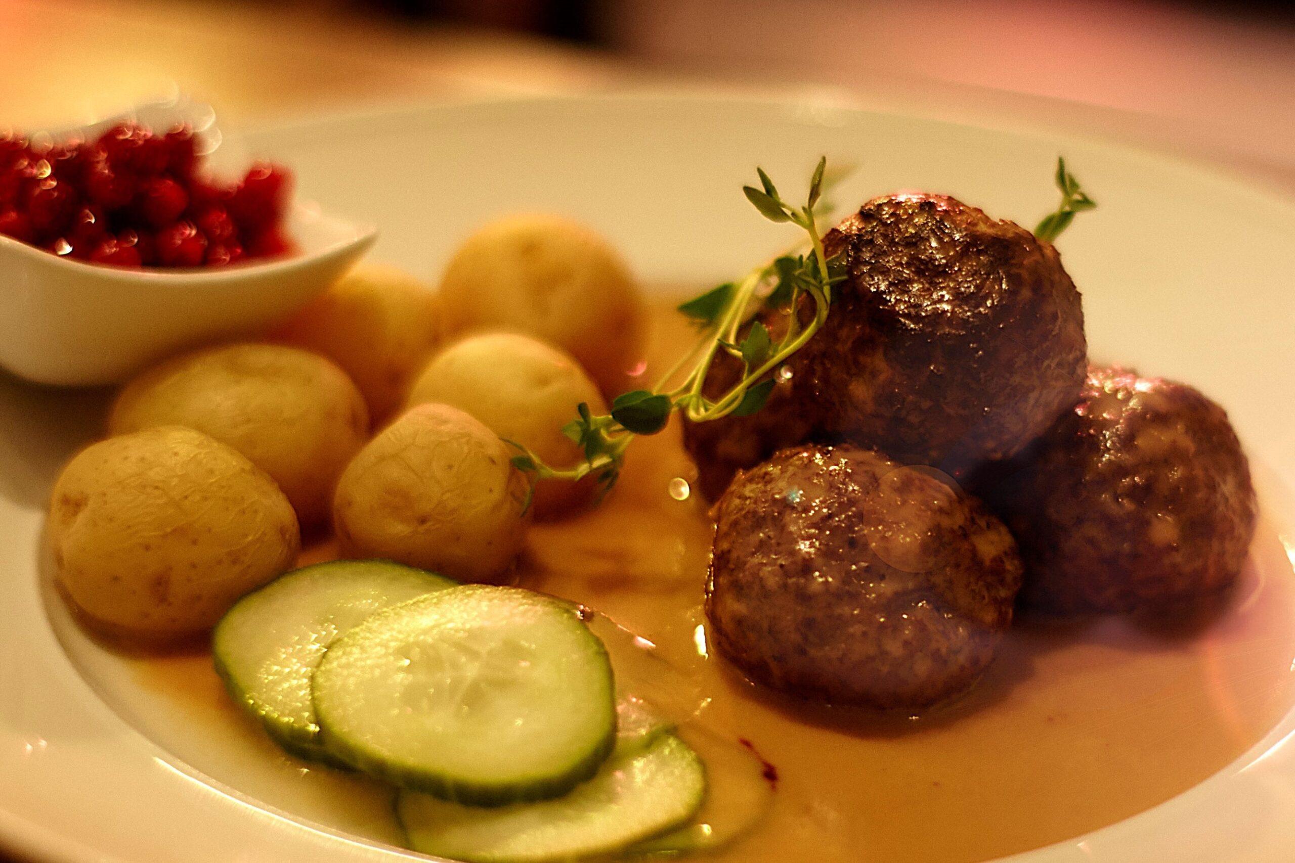 Lunch i Stockholm - Bistro Casper Vasastan
